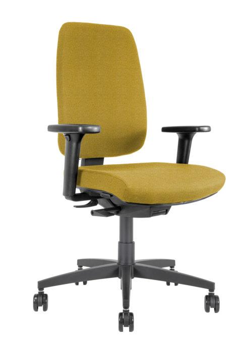 BB109 turchese Sedia ergonomica zafferano
