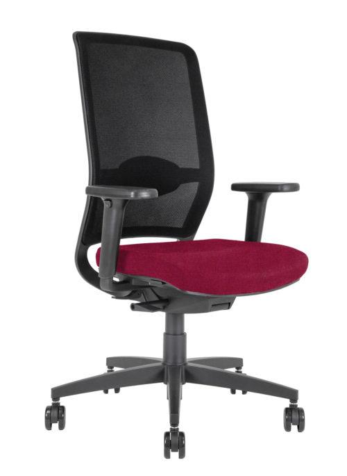 BB110 Sedia da ufficio con schienale in rete