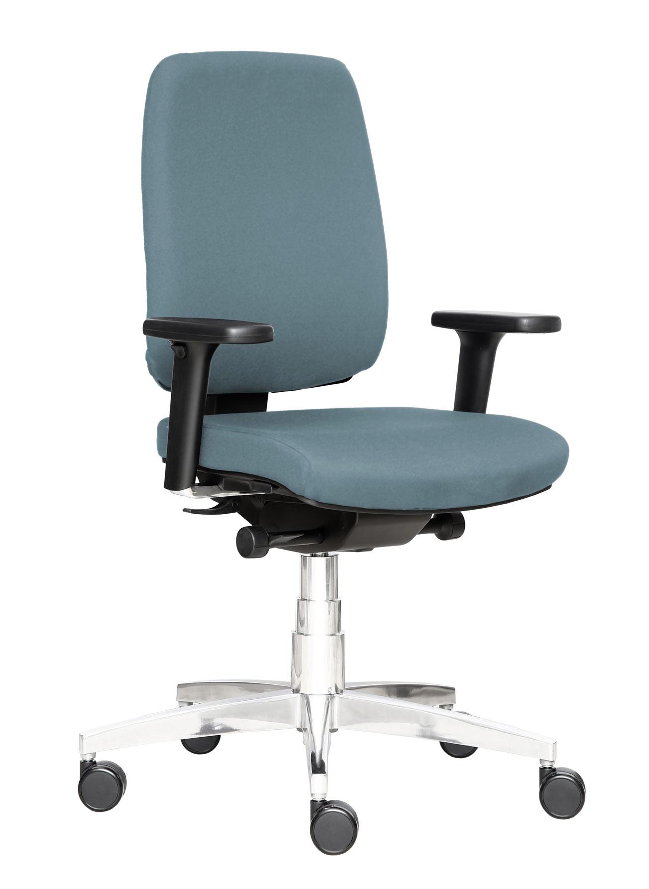 Sedia Da Ufficio Con Ruote.Bb129 Sedia Da Ufficio