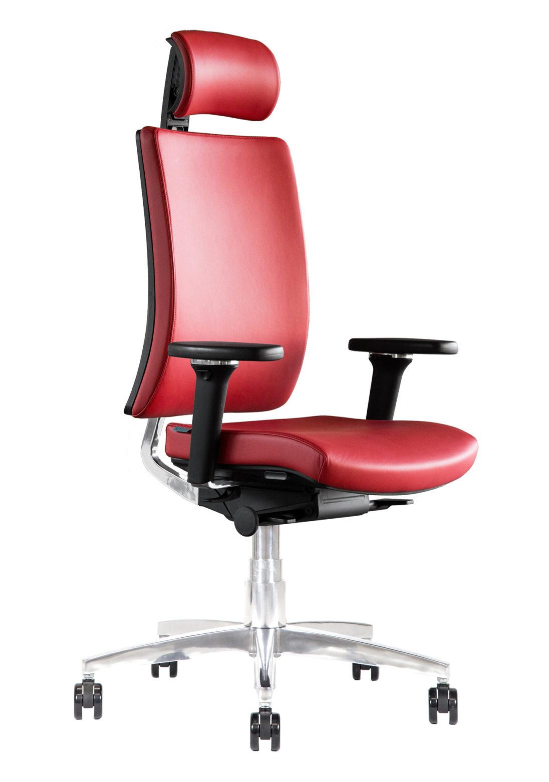 Sedie ufficio direzionali BB200 - Kleos - Compositeur d'Espace