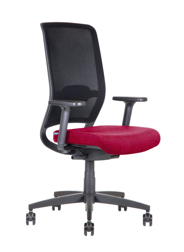 BB106 Task chair - Garnet