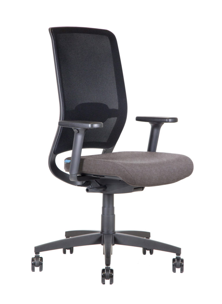 BB106 Task chair - Light Brown
