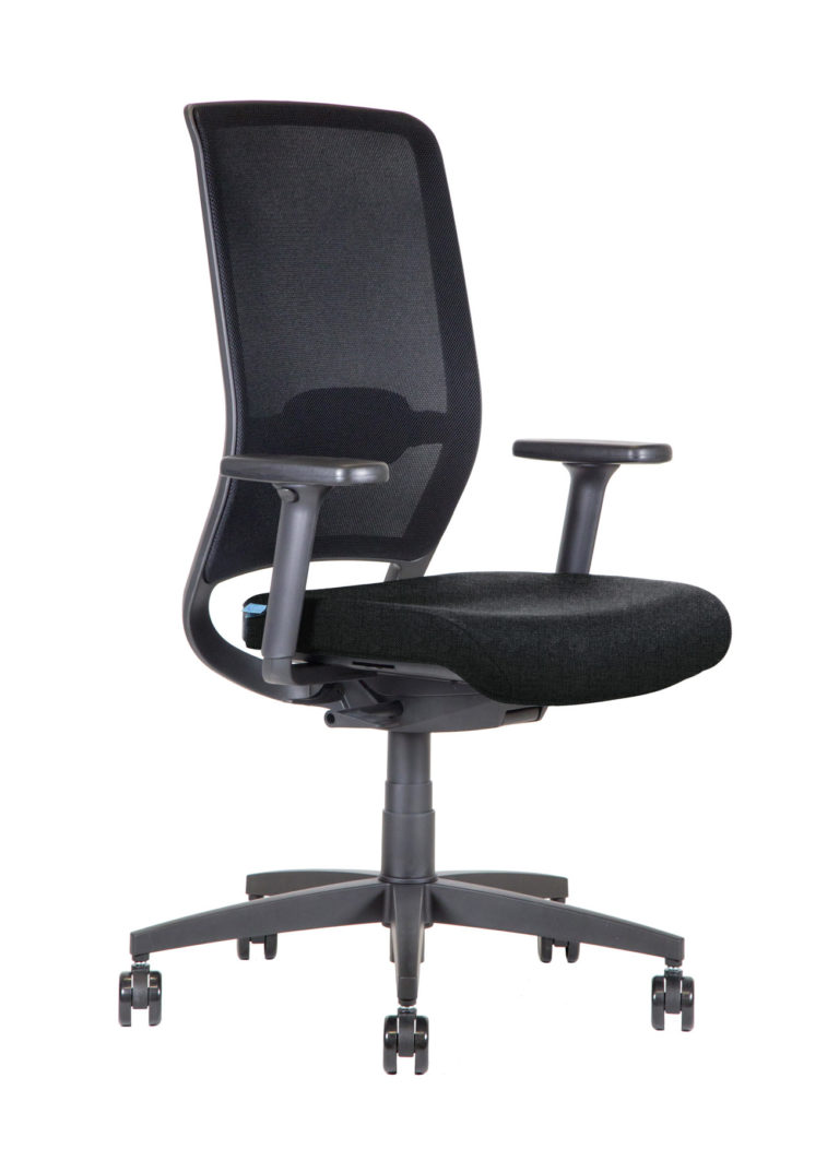 BB106 Task chair - Black
