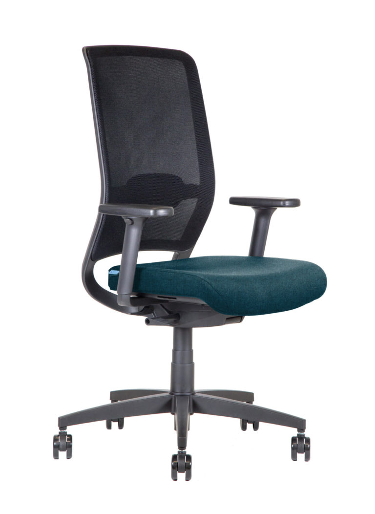 BB106 Task chair - Turquise