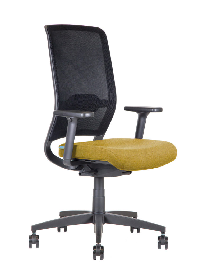 BB106 Task chair - Saffron