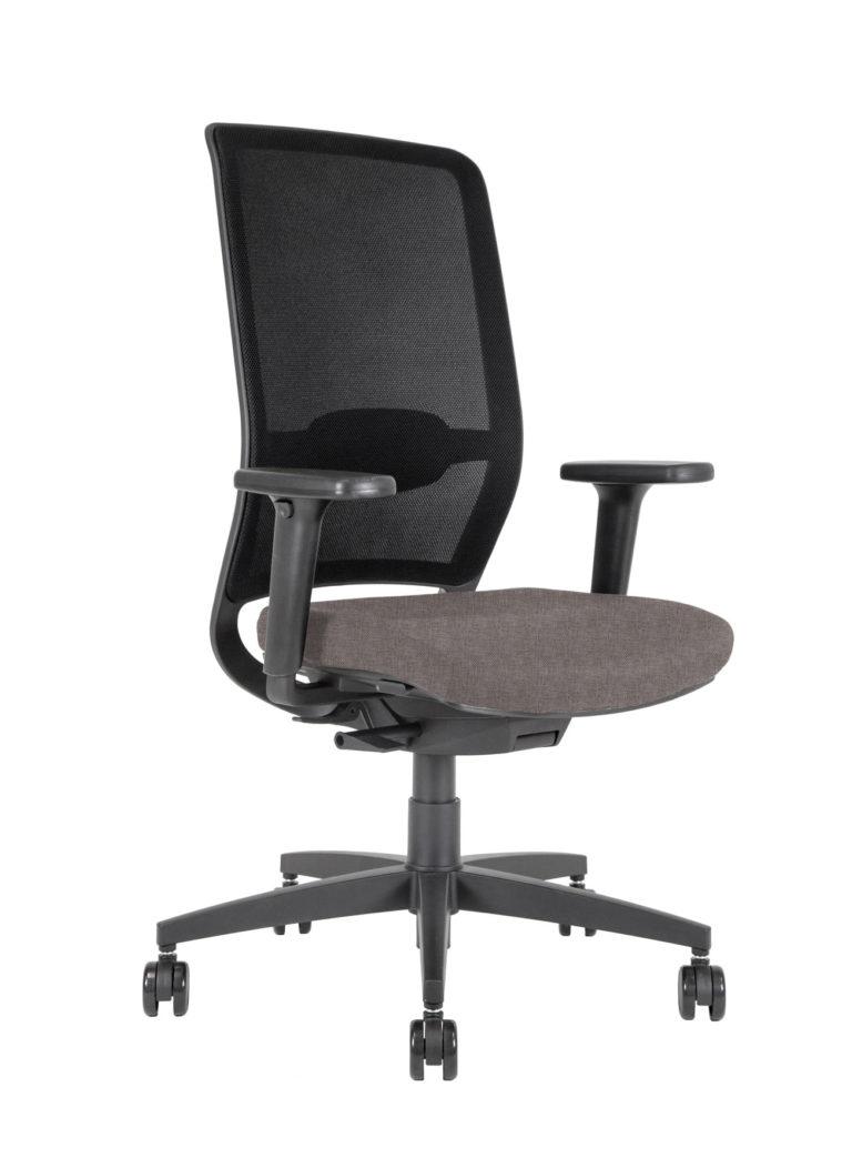 BB110 task Chair - light brown
