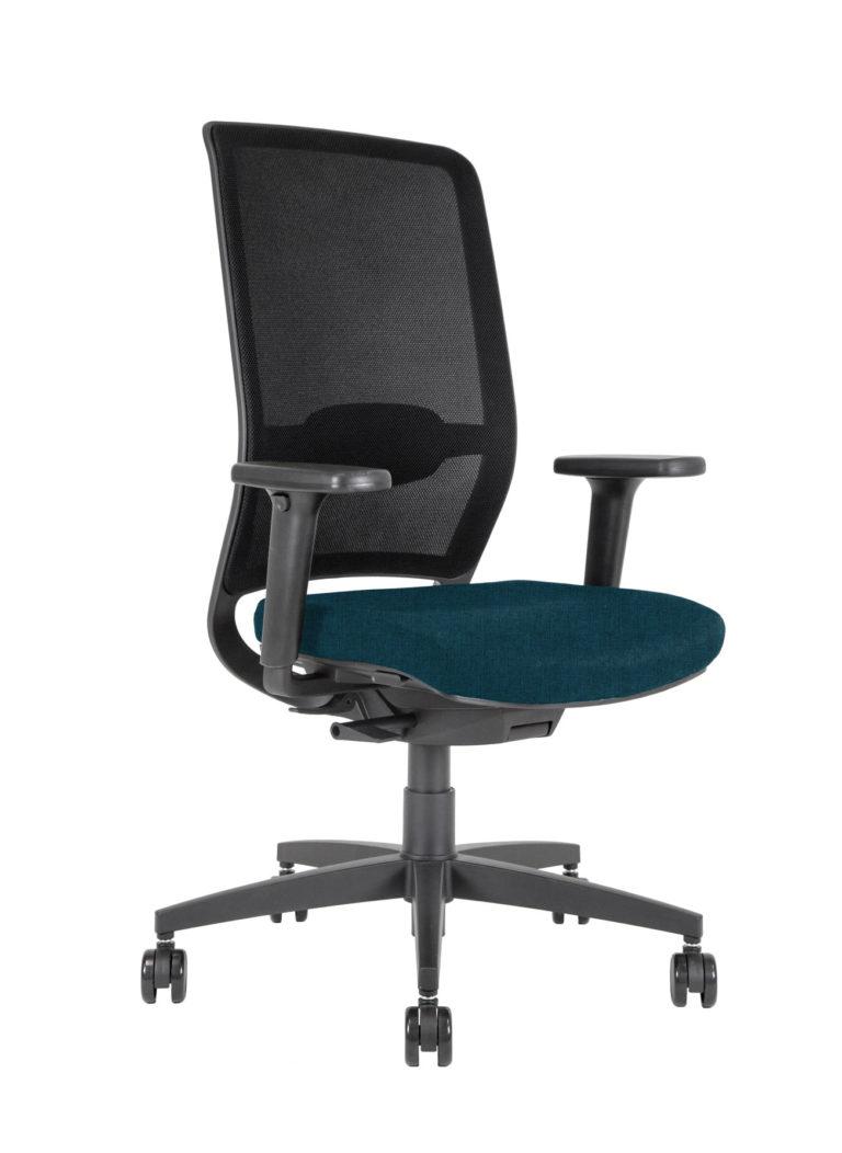 BB110 task Chair - turquise