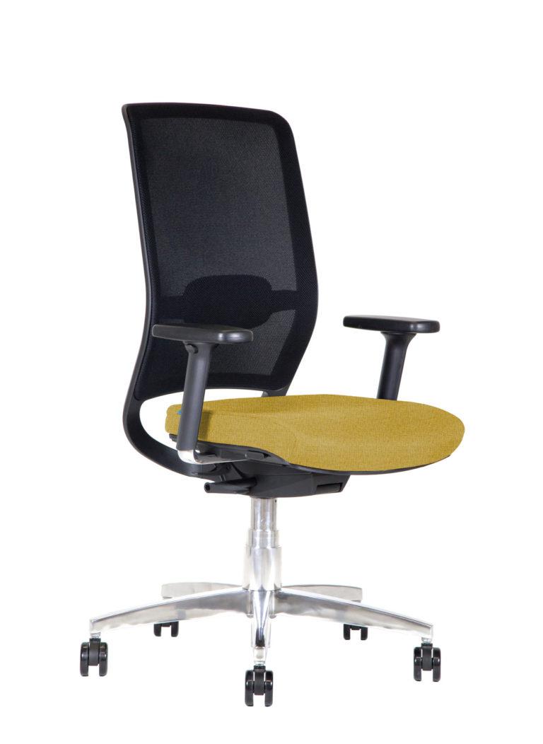 BBB112 Sedia ufficio con schienale in rete