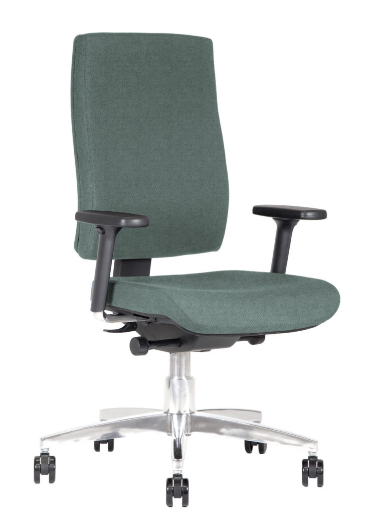 BB127 Task chair - Colette Aquamarine