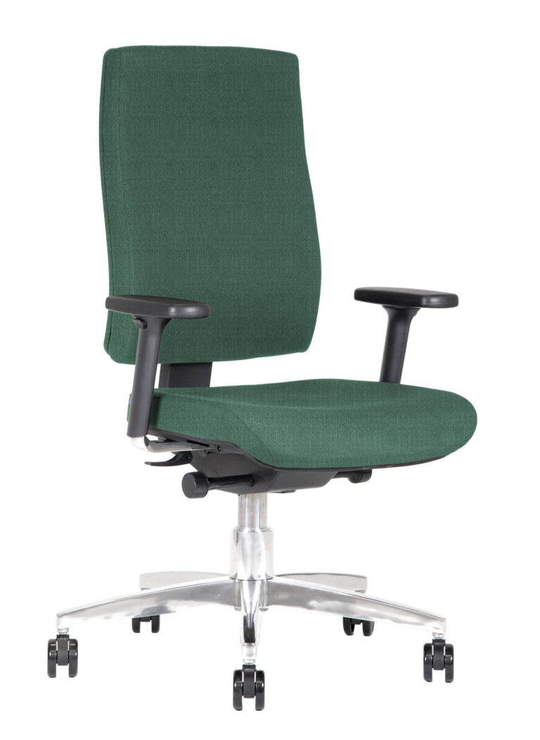 BB127 Task chair - Colette Emerald
