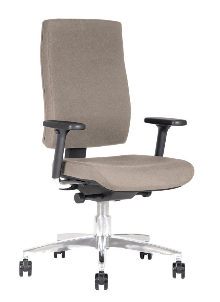BB127 Task chair - Sofr Fog