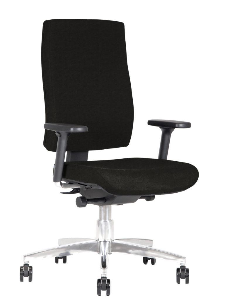 BB127 Task chair - Soft Black