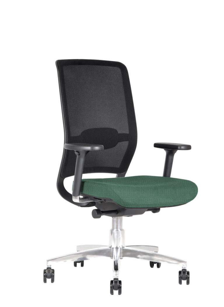 BB128 Task chair - Colette Emerald