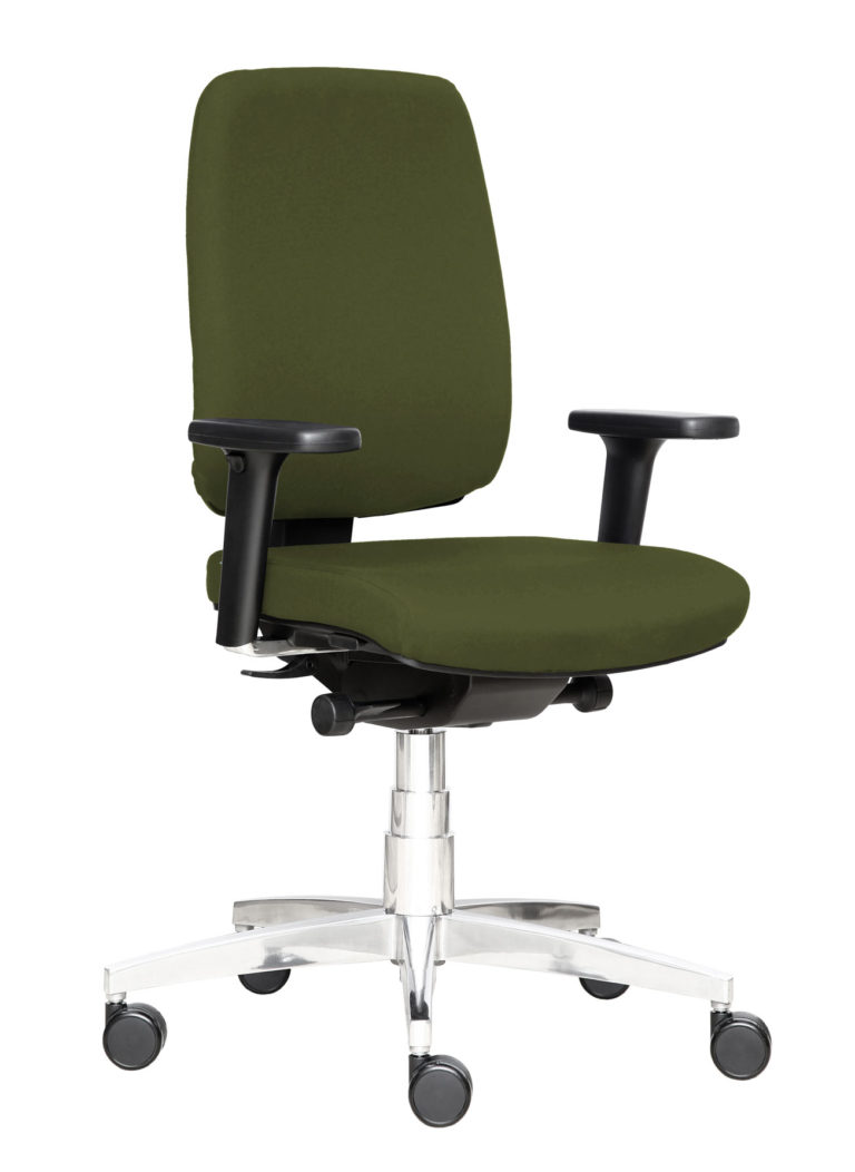 BB129 Chair - Olive Green