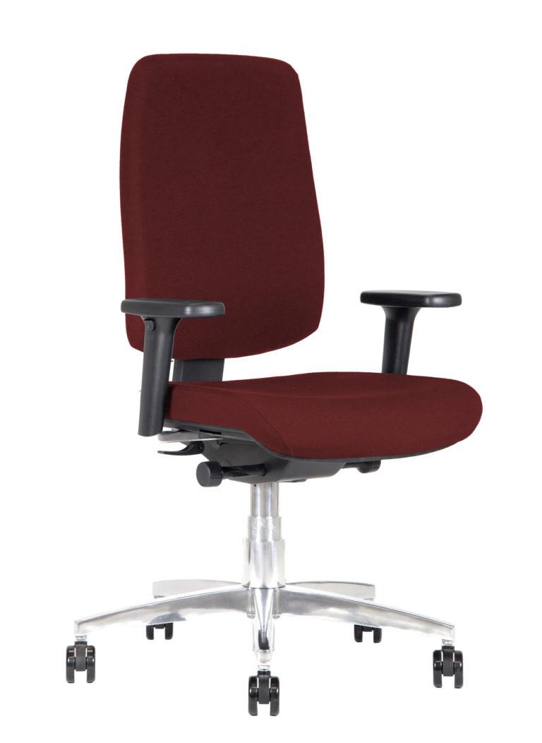 BB131 chair - Burgundy