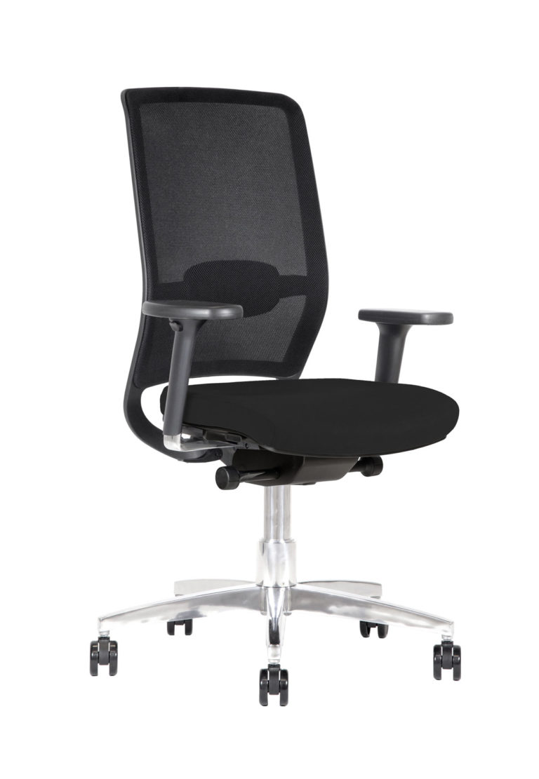 BB132 chair - Black