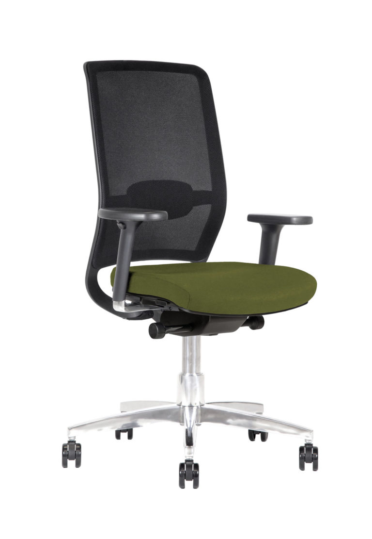 BB132 chair - Olive Green