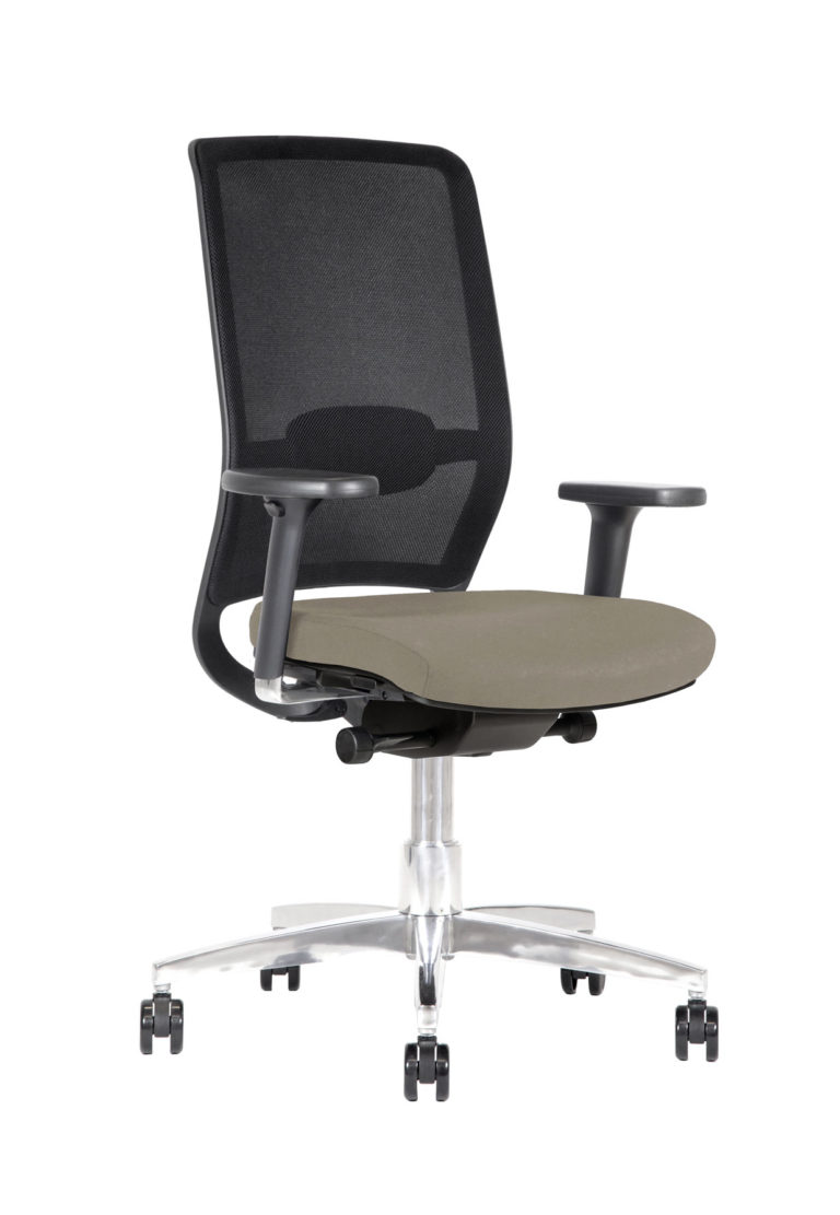 BB132 chair - Dove Grey