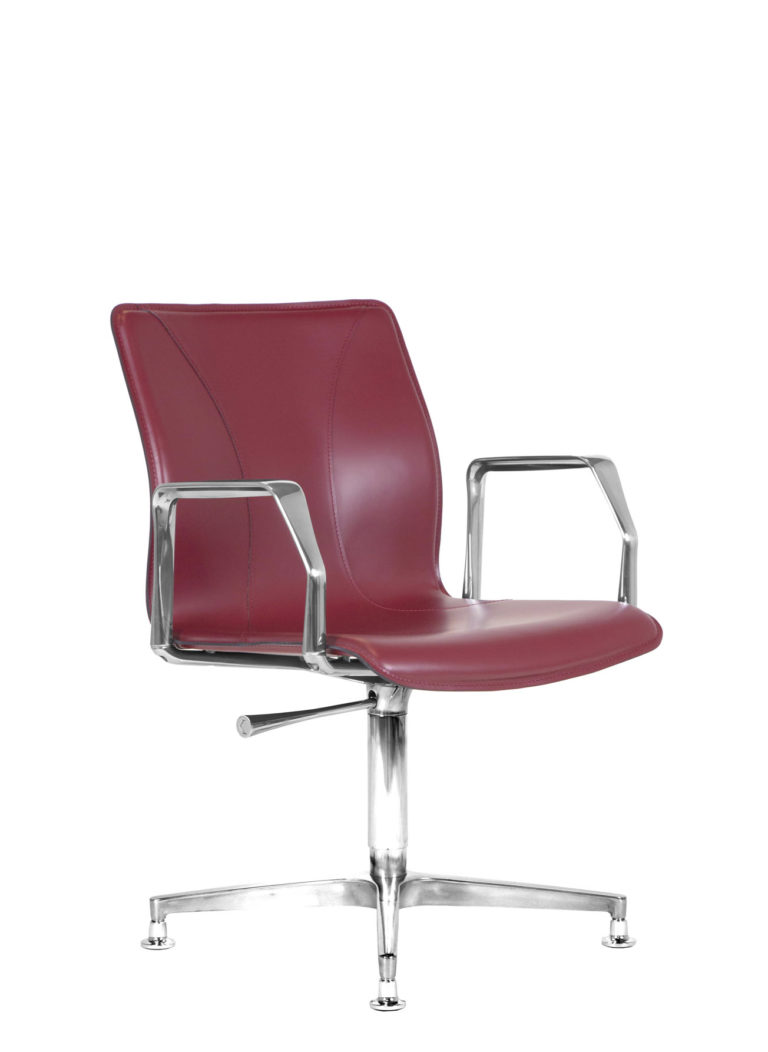 BB641.10 Chair - Vermillion