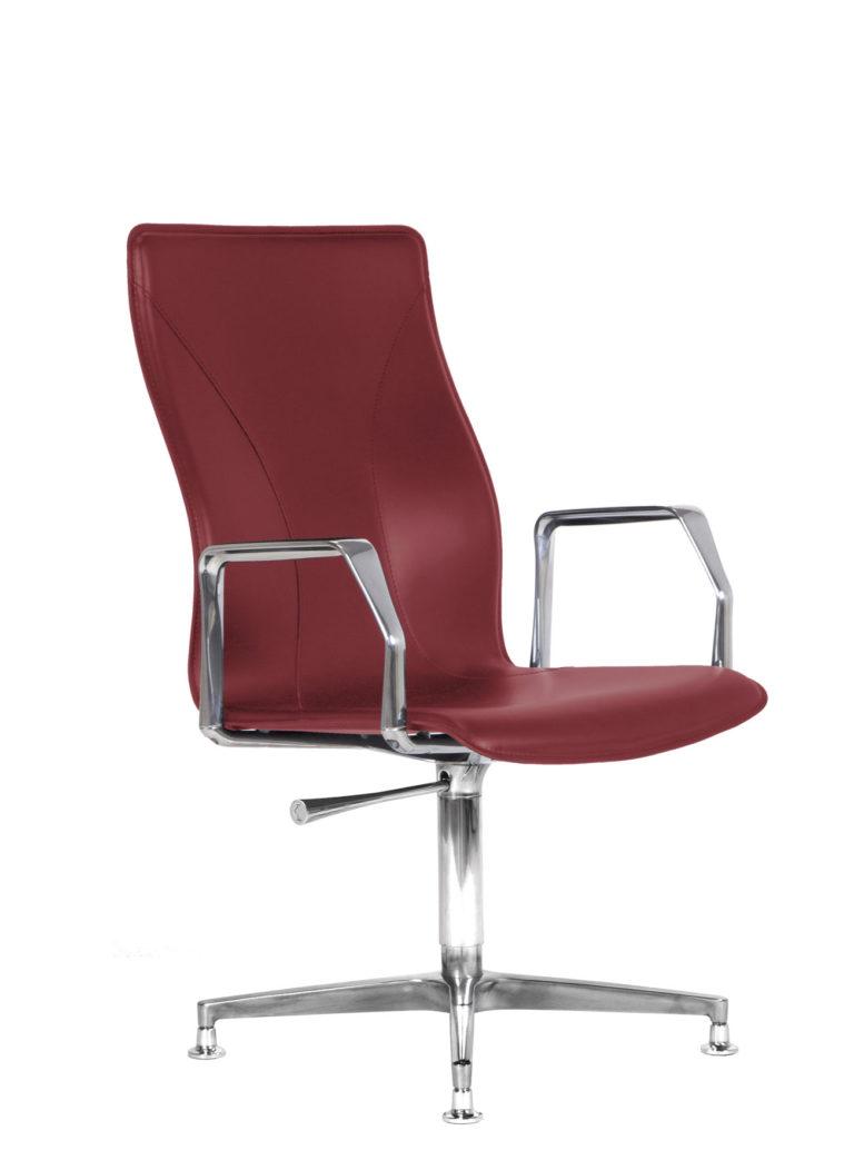 BB641.11 Chair - Vermillion