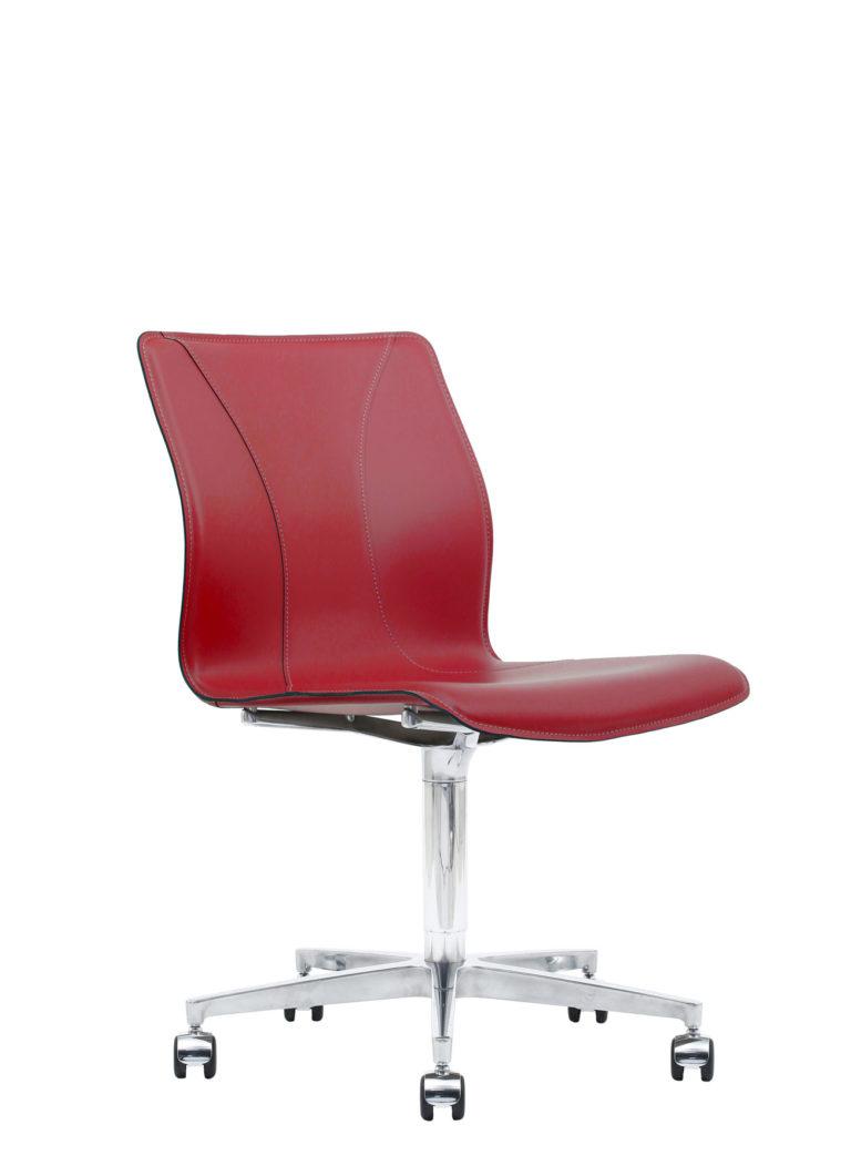 BB641.13 Chair - Vermillion