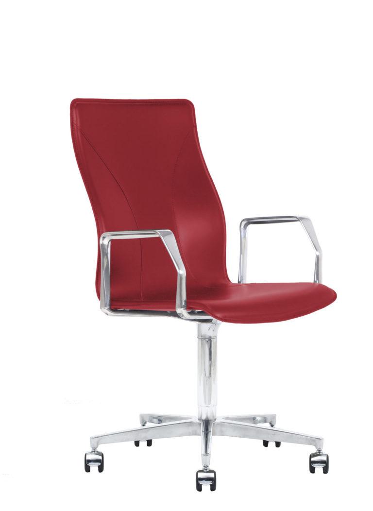 BB641.17 Chair - Vermillion