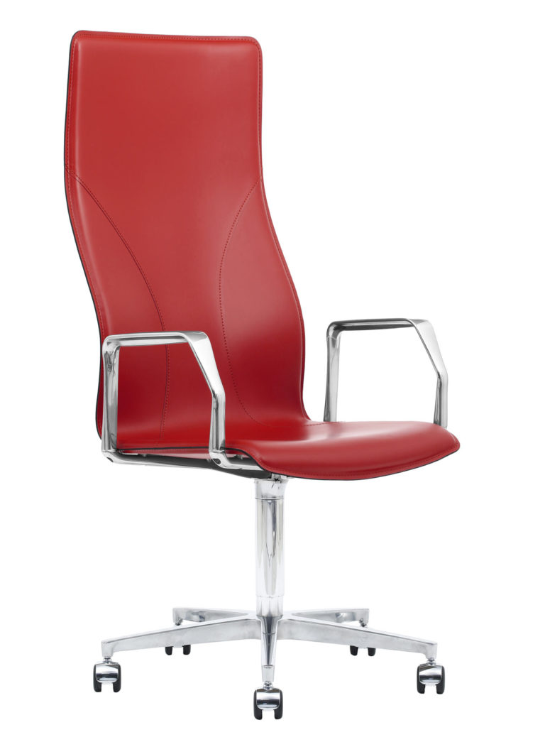 BB641.18 Chair - Vermillion