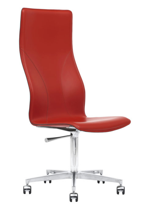 BB641.21 Chair - Vermillion
