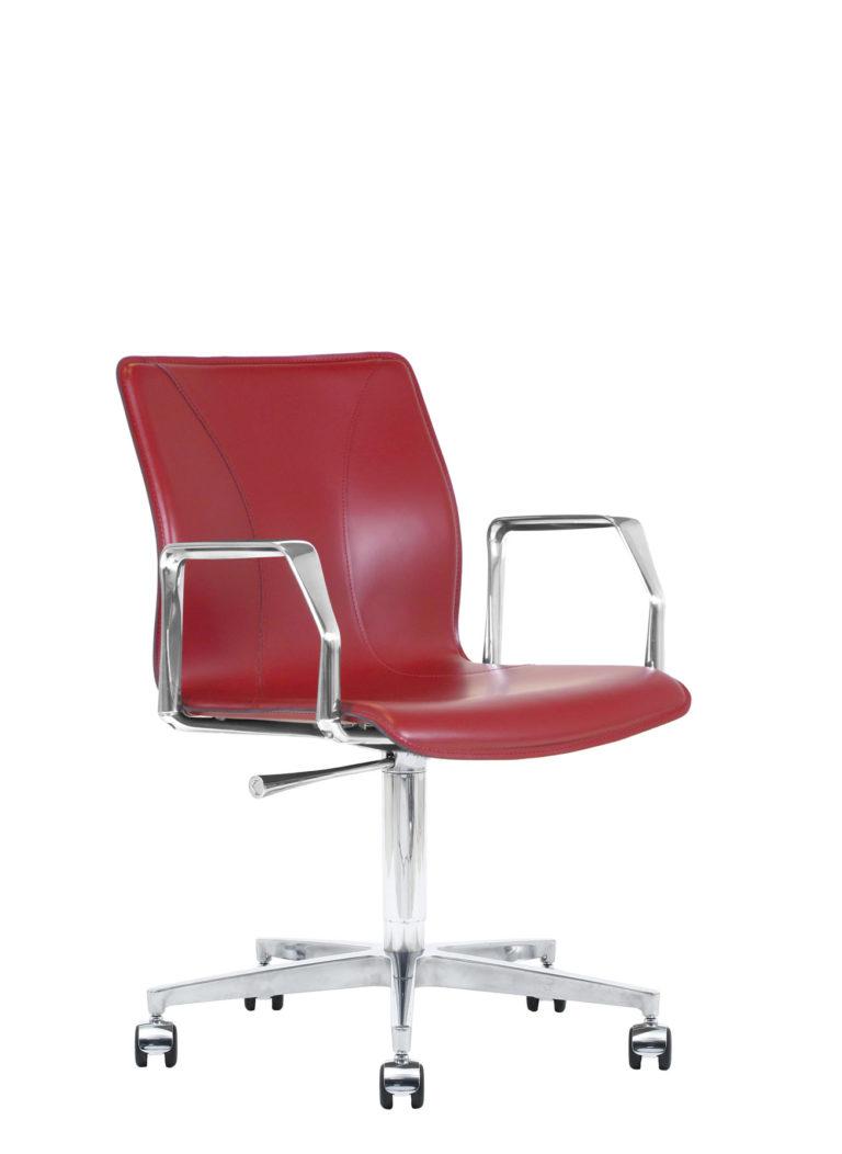 BB641.22 Chair - Vermillion