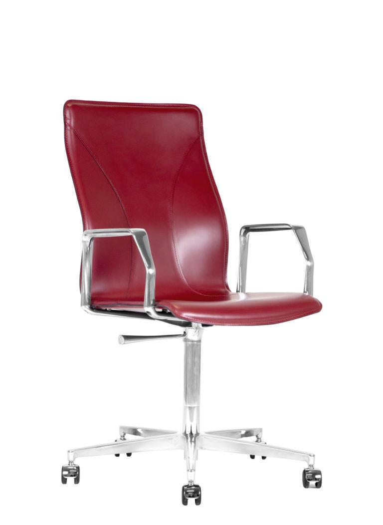BB641.23 Chair - Vermillion