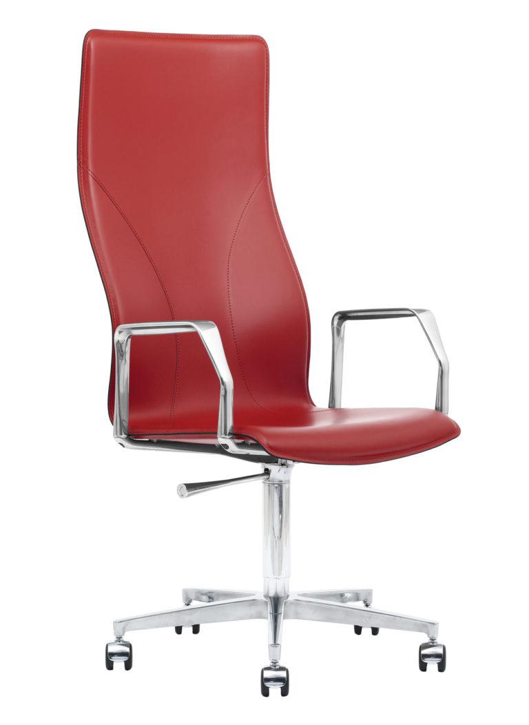 BB641.24 Chair - Vermillion