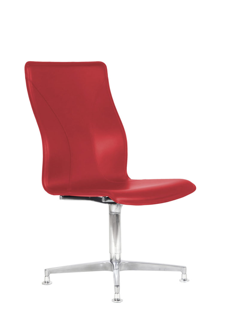 BB641.2 Chair - Vermillion