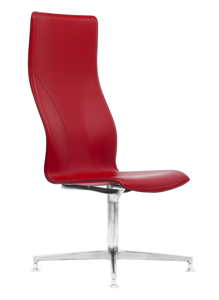 BB641.3 Chair - Vermillion