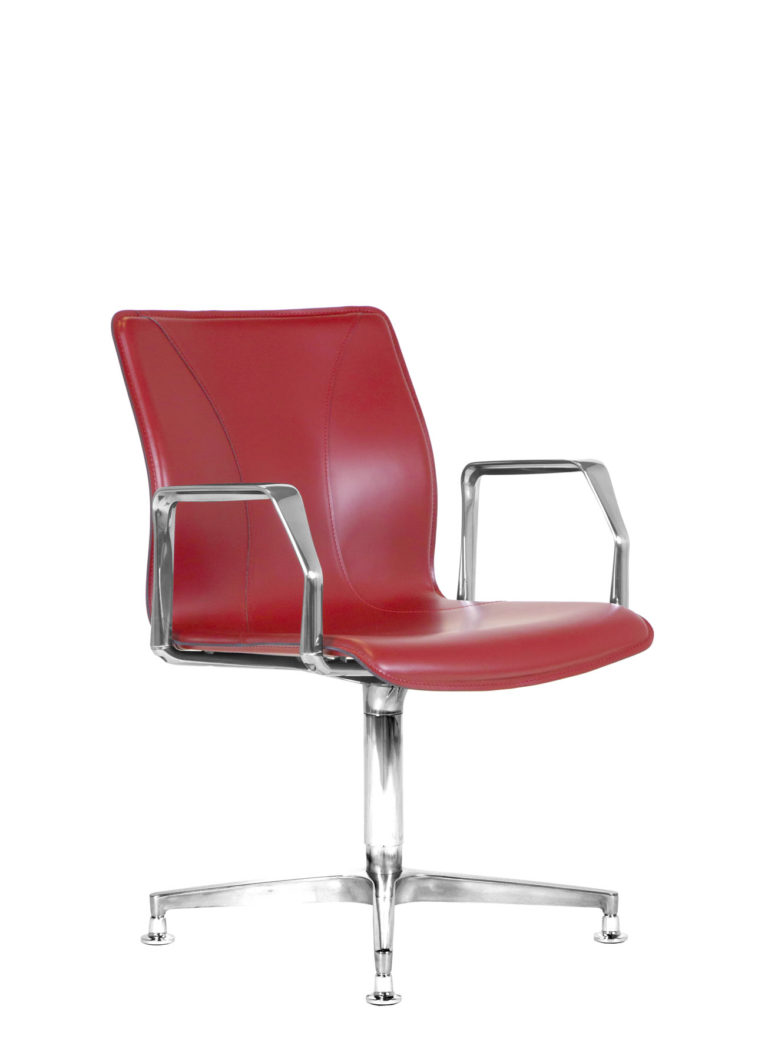 BB641.4 Chair - Vermillion