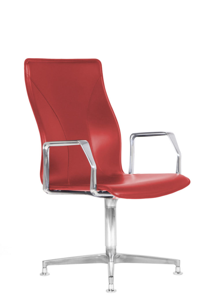 BB641.5 Chair - Vermillion