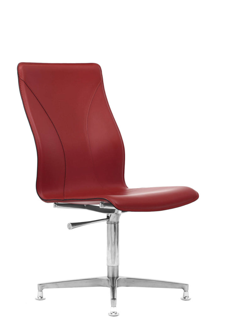 BB641.8 Chair - Vermillion