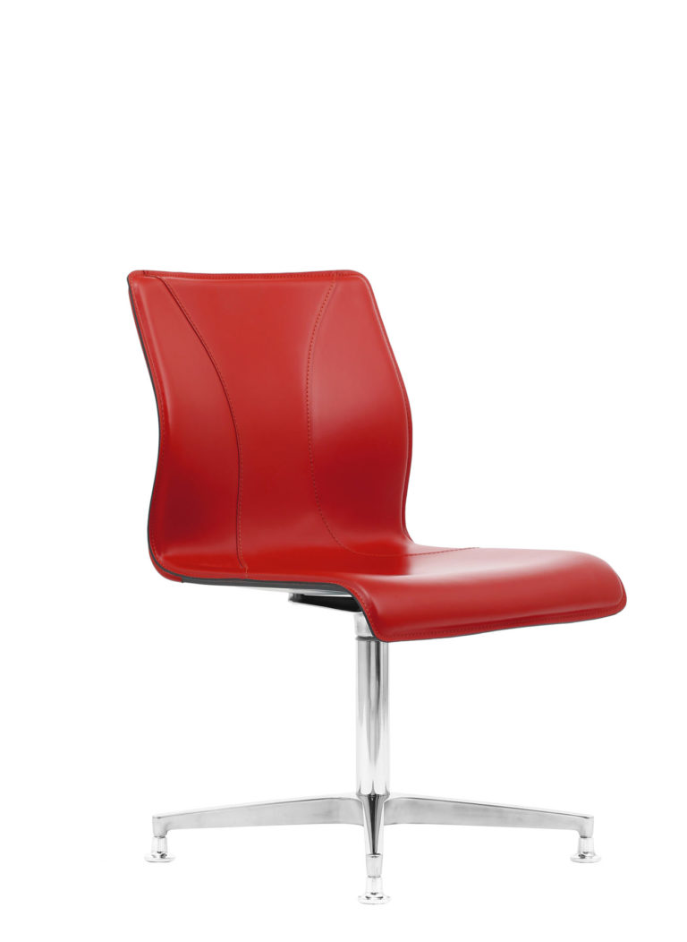 BB645.2 Chair - Vermillion