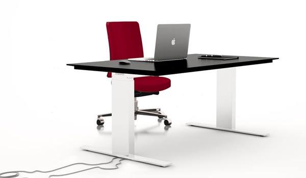 La scrivania regolabile Kleos BA4.15