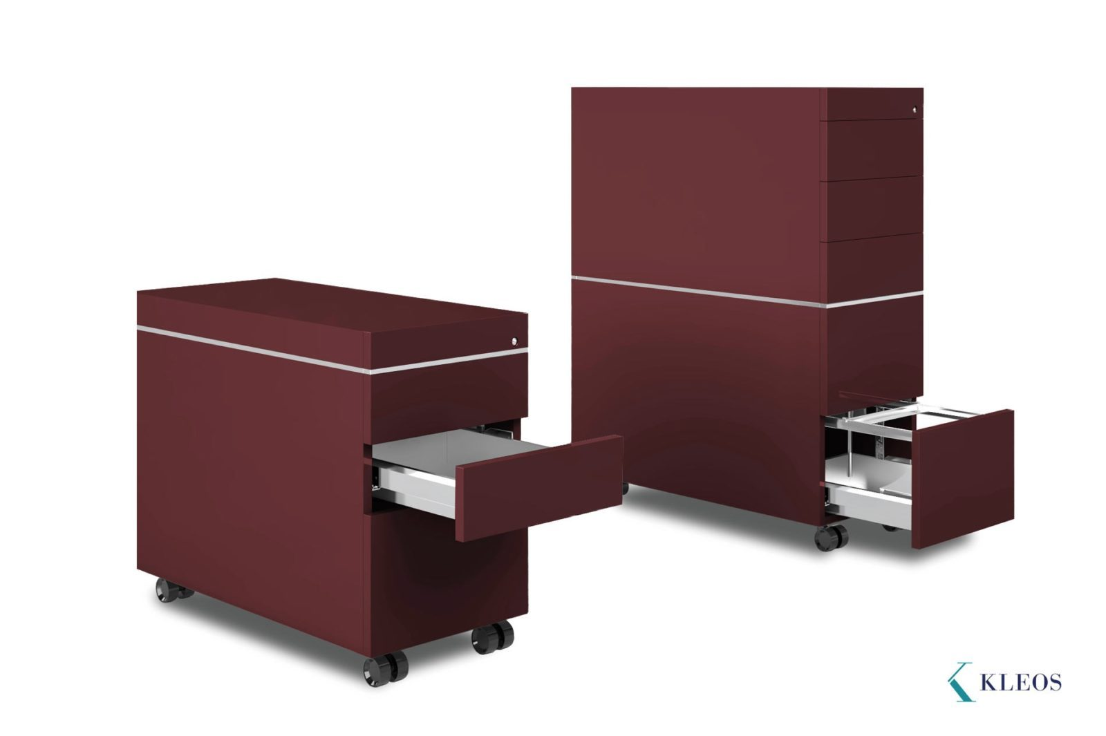 BA4.30 Office drawer units by Kleos