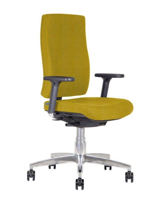 BB107_swivel_task_chair_front_saffron