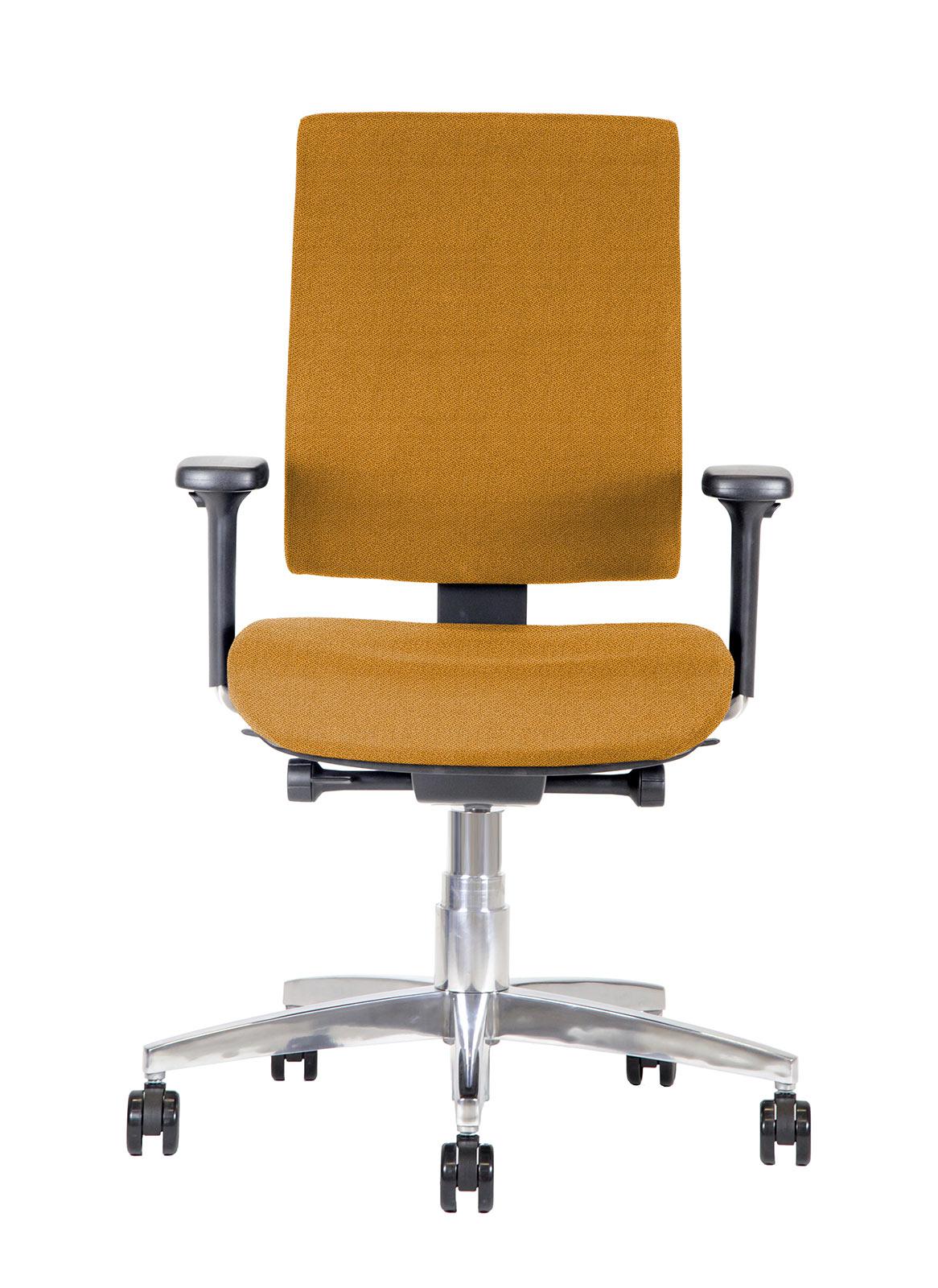 Bb125 sedia da ufficio girevole kleos compositeur d 39 espace for Sedia ufficio alta