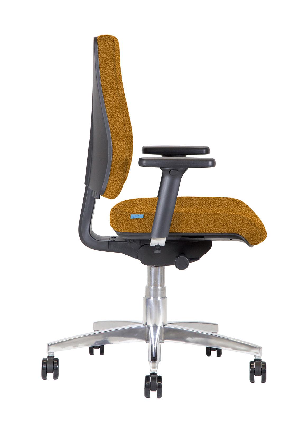 BB125_sedia_ufficio_Profilo_c_ocra