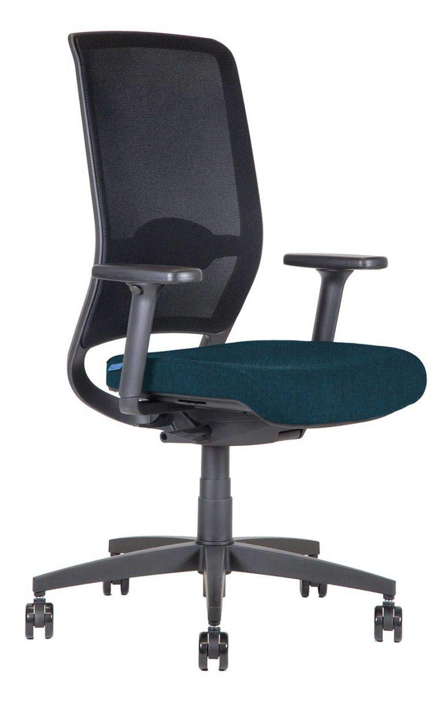 Sedia ufficio Kleos BB106 ergonomica con schienale in rete