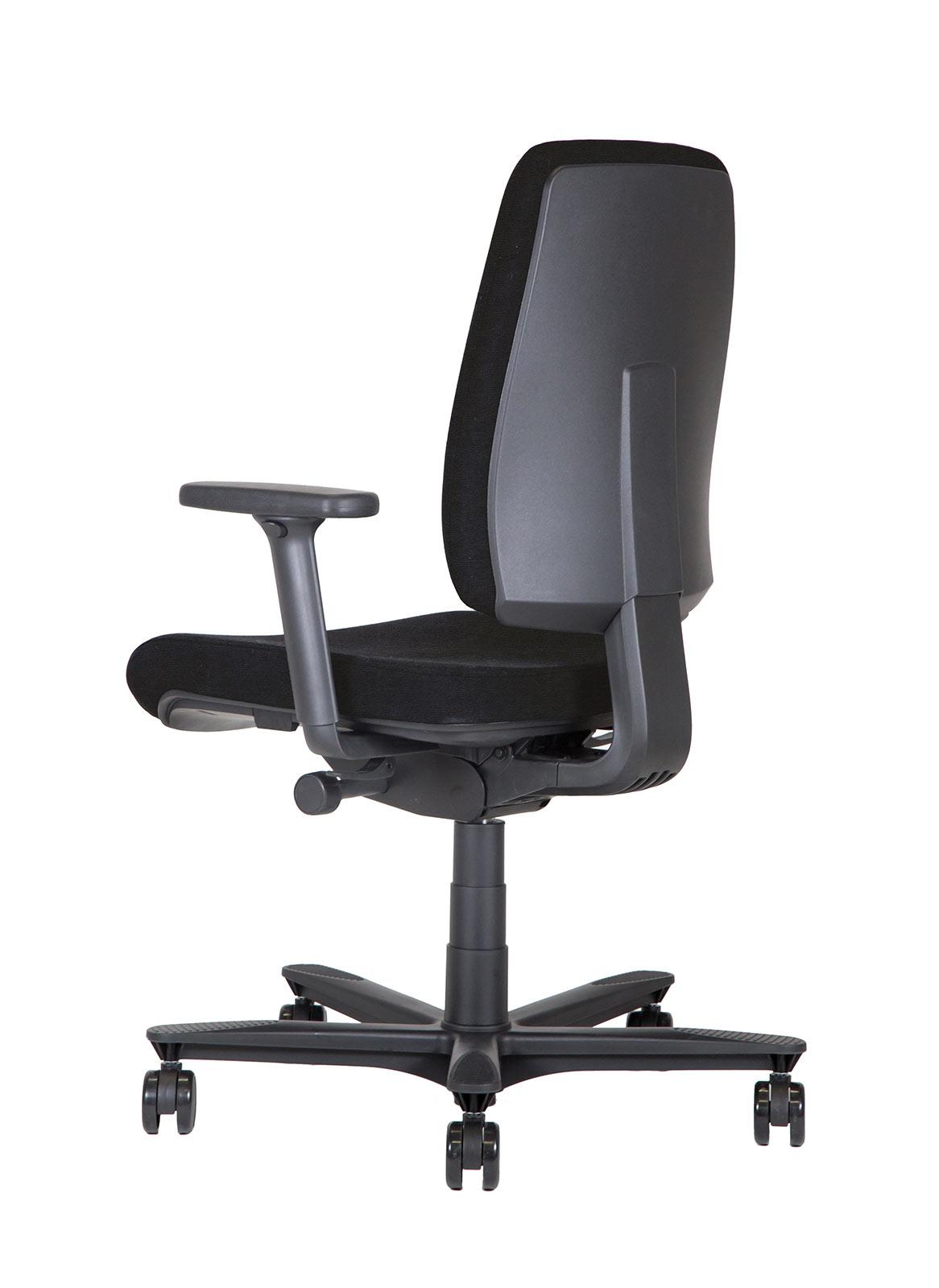 Sedia da ufficio bb122 sedia ergonomica kleos for Sedia ergonomica