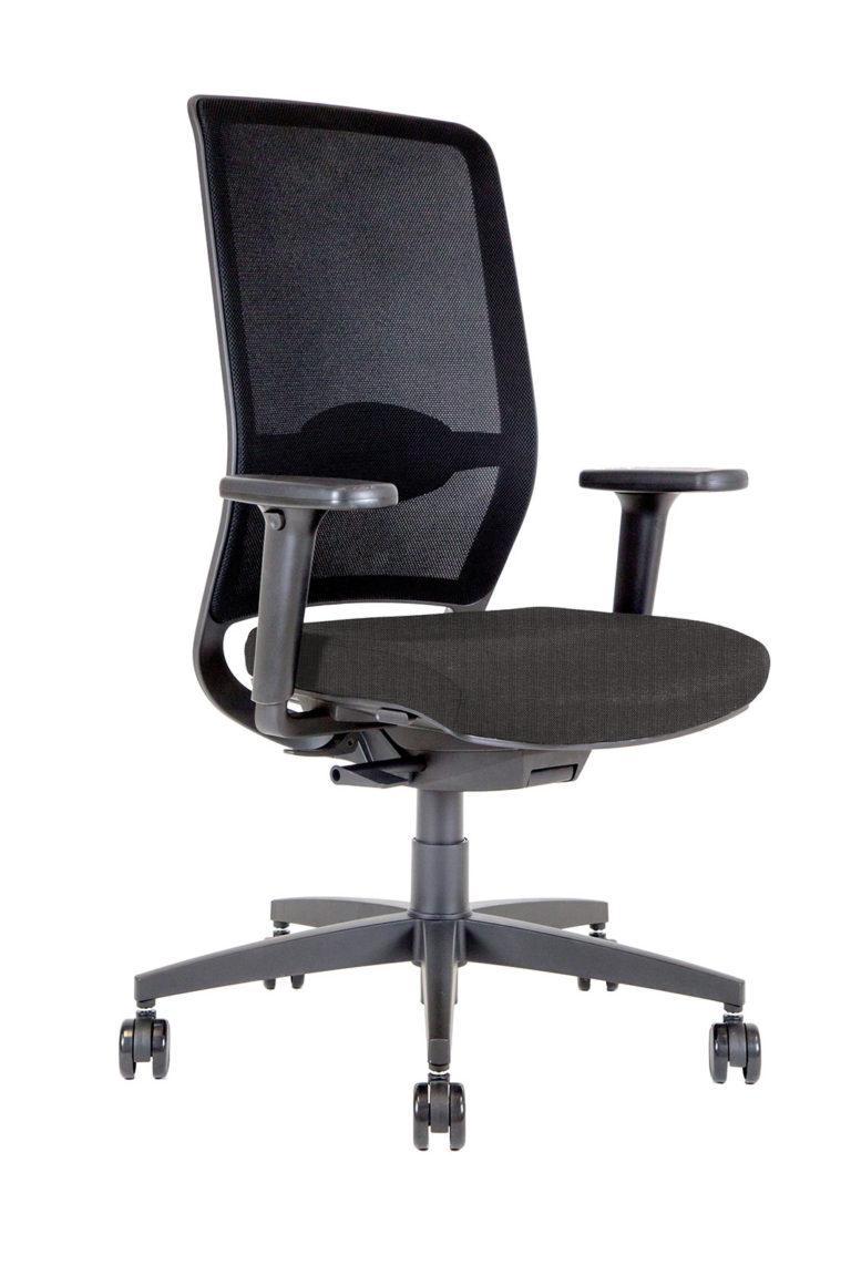 Sedia ufficio Kleos BB110 schienale in rete